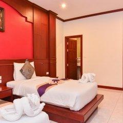 Отель Art Mansion Patong 3* Стандартный номер с двуспальной кроватью фото 10