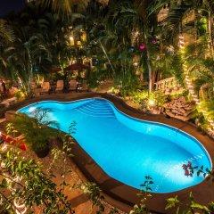 Отель Aventura Mexicana бассейн