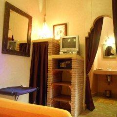 Отель Riad Lapis-lazuli Марракеш удобства в номере