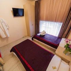 Гостиница Зенит Стандартный номер разные типы кроватей фото 14