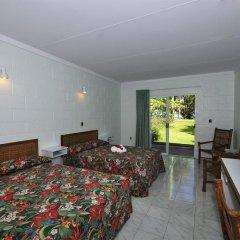 Отель Kosrae Nautilus Resort Федеративные Штаты Микронезии, Косраэ - отзывы, цены и фото номеров - забронировать отель Kosrae Nautilus Resort онлайн комната для гостей фото 2