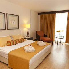 Отель Queen's Park Turkiz Kemer - All Inclusive комната для гостей фото 3