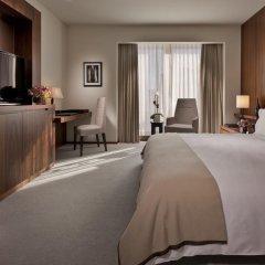 Отель The Langham, New York, Fifth Avenue Номер Делюкс с различными типами кроватей