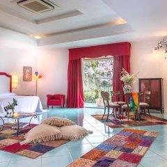 Hotel Poseidon 4* Люкс с различными типами кроватей фото 6