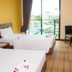 Отель PGS Hotels Patong 3* Номер Делюкс с двуспальной кроватью фото 5