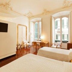 Отель Residenza D'Epoca di Palazzo Cicala 4* Стандартный номер с двуспальной кроватью фото 7