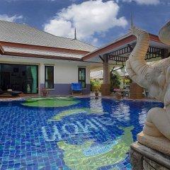 Отель Victoria Villa бассейн фото 2
