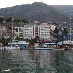 Finike Marina Турция, Чавушкёй - отзывы, цены и фото номеров - забронировать отель Finike Marina онлайн приотельная территория