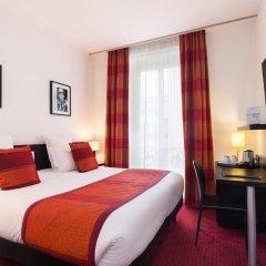 Best Western Plus Hotel Massena Nice 4* Стандартный номер с различными типами кроватей фото 2
