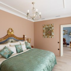 Гостиница Trezzini Palace 5* Люкс повышенной комфортности с различными типами кроватей фото 7