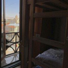 Envoy Hostel Кровать в общем номере с двухъярусной кроватью фото 17