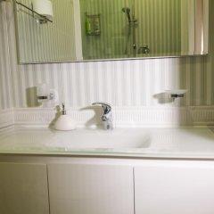 Отель Salaria Luxury Suites Италия, Рим - отзывы, цены и фото номеров - забронировать отель Salaria Luxury Suites онлайн ванная