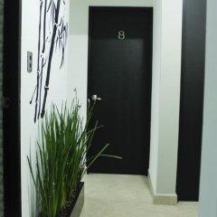 Отель Hostal Be Condesa Кровать в общем номере фото 15