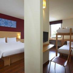 Отель Ibis Bangkok Riverside 3* Стандартный семейный номер с двуспальной кроватью фото 3