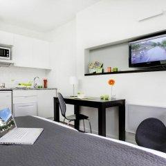 Отель Citadines Sainte-Catherine Brussels 3* Студия с различными типами кроватей фото 3