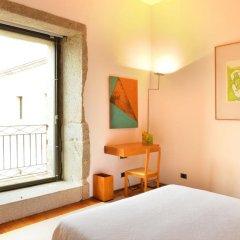 Отель Pousada Mosteiro de Amares 4* Стандартный номер с различными типами кроватей фото 5