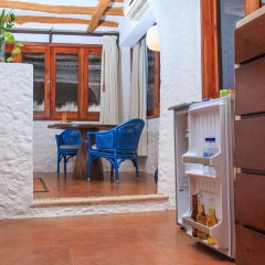 Отель Las Nubes de Holbox 3* Люкс с различными типами кроватей фото 6