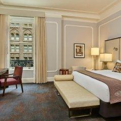 Palace Hotel, a Luxury Collection Hotel, San Francisco комната для гостей фото 4
