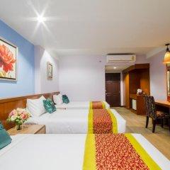 Отель The Win Pattaya 4* Стандартный номер с различными типами кроватей фото 3