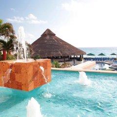 Отель Royal Solaris Cancun - Все включено Мексика, Канкун - 8 отзывов об отеле, цены и фото номеров - забронировать отель Royal Solaris Cancun - Все включено онлайн бассейн фото 17