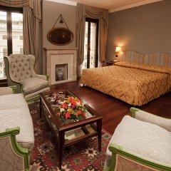 Ambasciatori Palace Hotel 5* Стандартный номер с различными типами кроватей фото 3