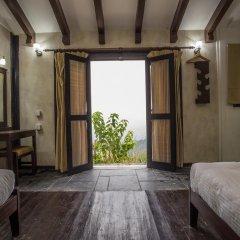 Отель Raniban Retreat Непал, Покхара - отзывы, цены и фото номеров - забронировать отель Raniban Retreat онлайн комната для гостей фото 5