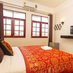 Отель Kama Bangkok - Boutique Bed & Breakfast 2* Номер Делюкс разные типы кроватей фото 11