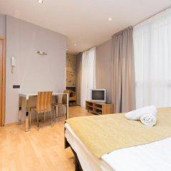 Апартаменты AinB Born-Tiradors Apartments Студия