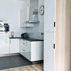 Cityden Museum Square Hotel Apartments 3* Улучшенные апартаменты с различными типами кроватей фото 23