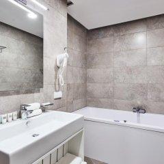 Отель Gallery Palace Грузия, Тбилиси - 8 отзывов об отеле, цены и фото номеров - забронировать отель Gallery Palace онлайн ванная фото 2