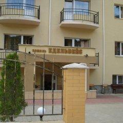 Гостиница Edelweis Хуст балкон