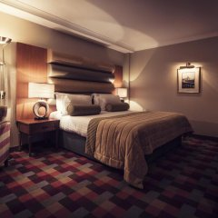 Carlton George Hotel комната для гостей