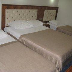 Miroglu Hotel 3* Стандартный семейный номер с двуспальной кроватью фото 5