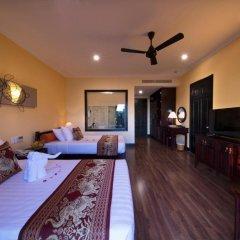 Отель Seahorse Resort & Spa 4* Номер Делюкс фото 6