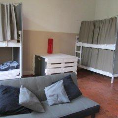 La Maïoun Guesthouse Hostel Кровать в общем номере с двухъярусной кроватью фото 2
