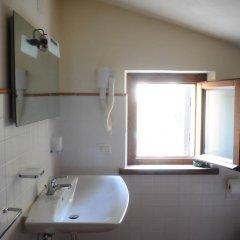 Отель Agriturismo Zaffamaro Сполето ванная