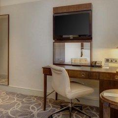 Hilton Glasgow Grosvenor Hotel 4* Стандартный номер с разными типами кроватей фото 2