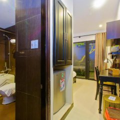 Отель Riverside Impression Homestay Villa 3* Номер Делюкс с различными типами кроватей фото 10