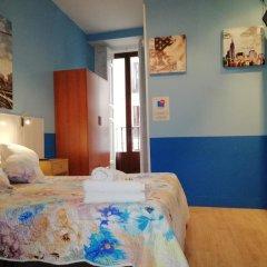Отель Hostal Alicante Стандартный номер с различными типами кроватей