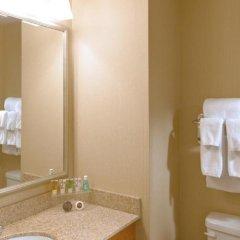 Отель Deerfoot Inn & Casino Канада, Калгари - отзывы, цены и фото номеров - забронировать отель Deerfoot Inn & Casino онлайн ванная фото 2
