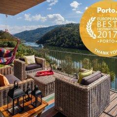 Отель Villa Spa Douro бассейн
