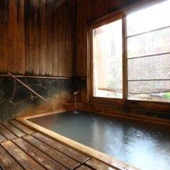 Отель Marucho Ryokan Минамиогуни бассейн
