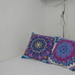 Отель Hostal Pajara Pinta Номер Комфорт с различными типами кроватей фото 5