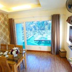 A25 Hotel - Quang Trung 2* Номер Делюкс с различными типами кроватей фото 4