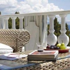 Отель Danai Beach Resort Villas 5* Люкс с различными типами кроватей фото 4
