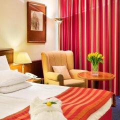 Отель Vienna House Diplomat Prague 4* Стандартный номер фото 4