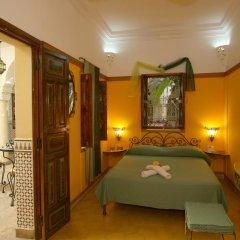 Отель Riad Villa Harmonie 4* Улучшенный номер фото 3