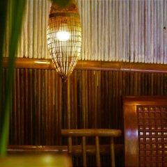 Отель Under the coconut tree Бунгало с различными типами кроватей фото 16