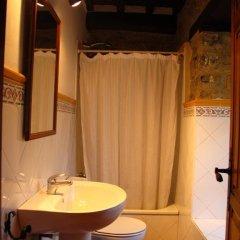 Отель Albergue TurÍstico ValdebarÓ Камалено ванная фото 2