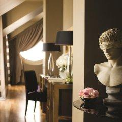 Four Seasons Hotel Milano 5* Люкс с различными типами кроватей фото 4